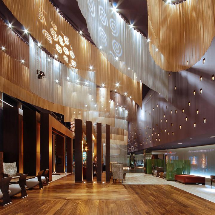 Fabricoil™ Ceiling Treatment Systems