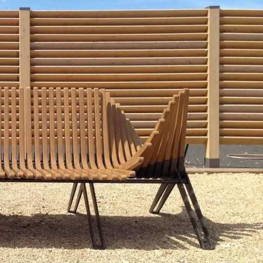 Swisspearl · Accoya® For Garden Furniture