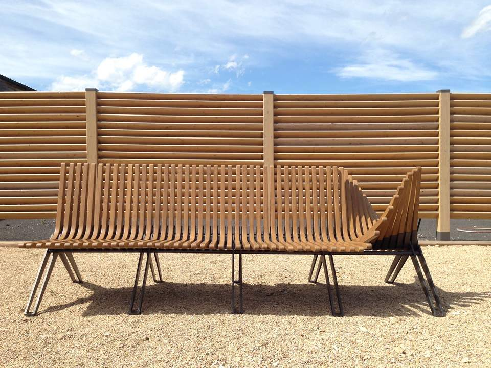Accoya® for Garden Furniture from Accoya