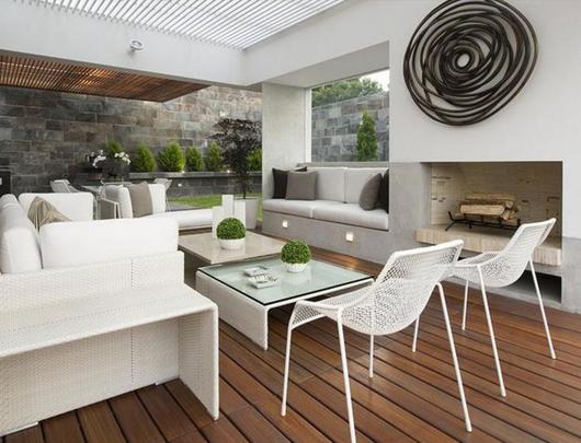 Diseño Casas De Playa De Mc Diseño Y Decoración