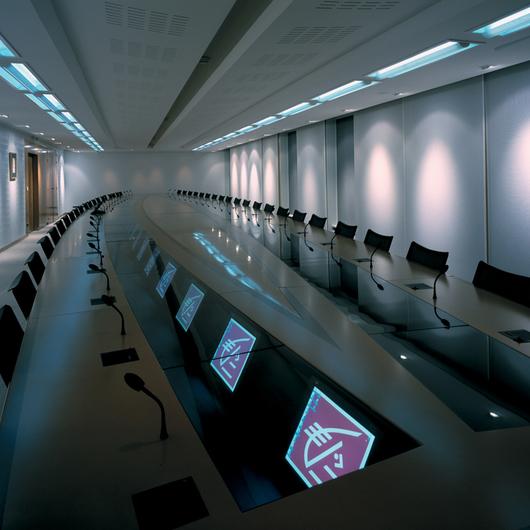 EcoSystem®, Sistema para Control de Iluminación Comercial / Lutron