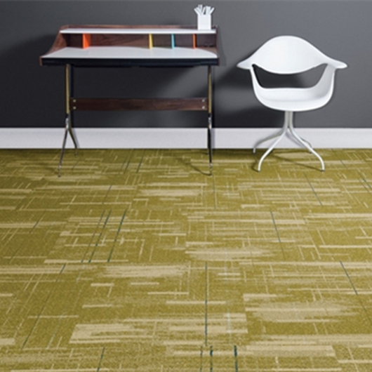 Alfombra Modular The Connected de la Serie Mannington