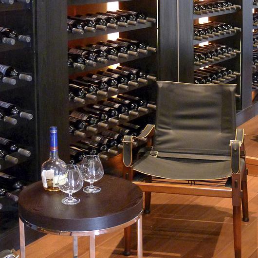 Cavas de vino / Xilofor