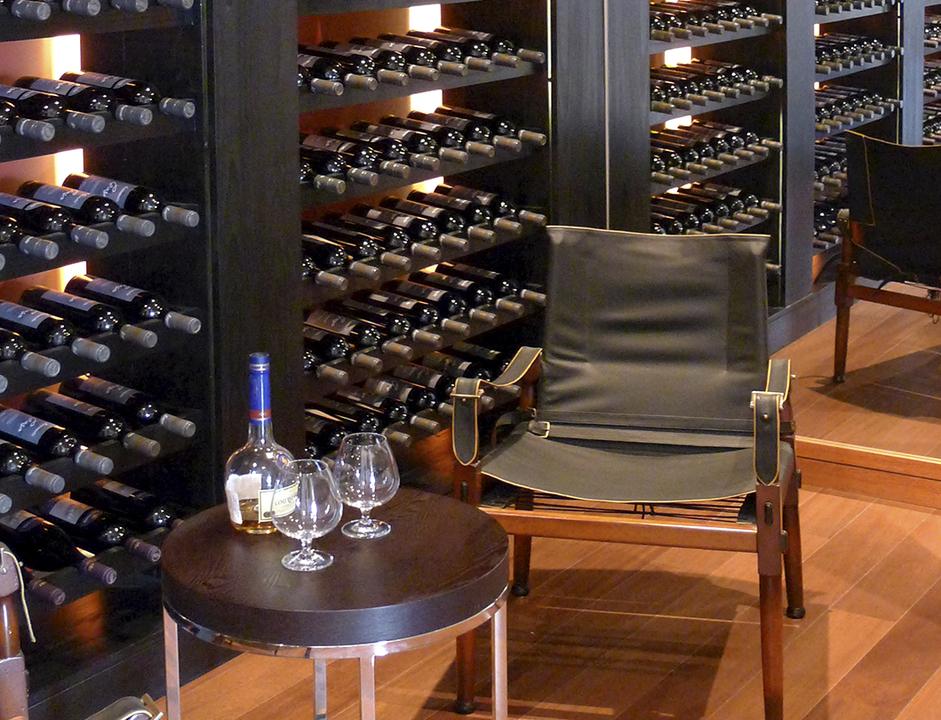 Cavas de vino de xilofor - Cavas de vino para casa ...