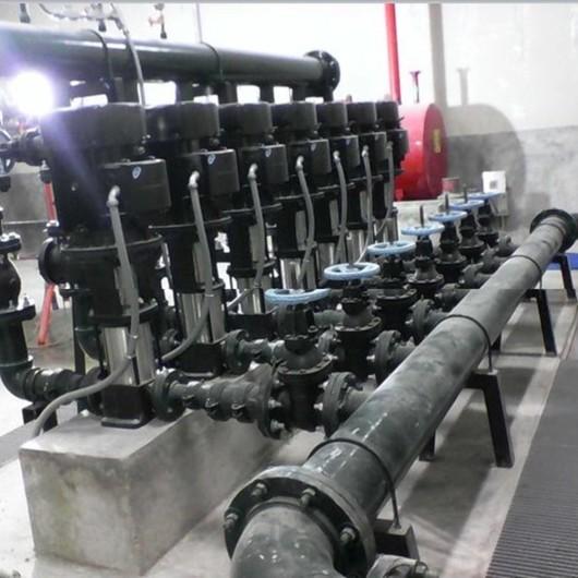 Sistemas de presurización de agua y equipos contra incendio