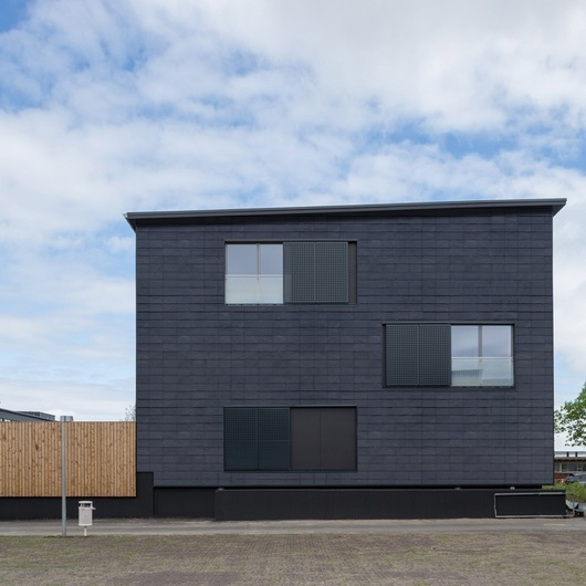 Rainscreen Cladding System CUPACLAD® 101 PARALLEL