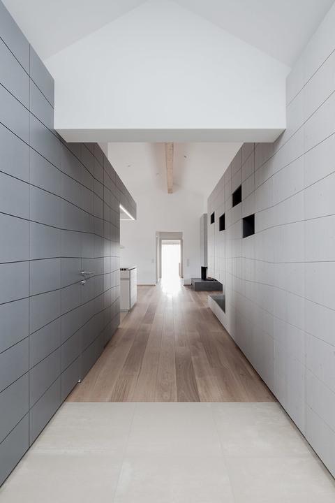 Swisspearl Largo Interior Fiber Cement Panels