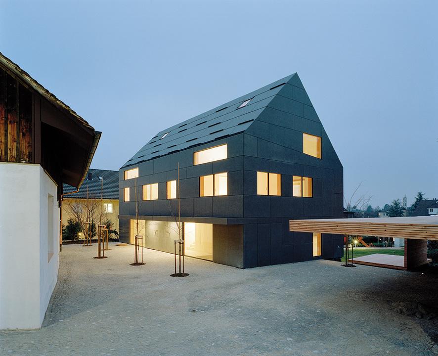 Swisspearl Fiber Cement Roof Panels