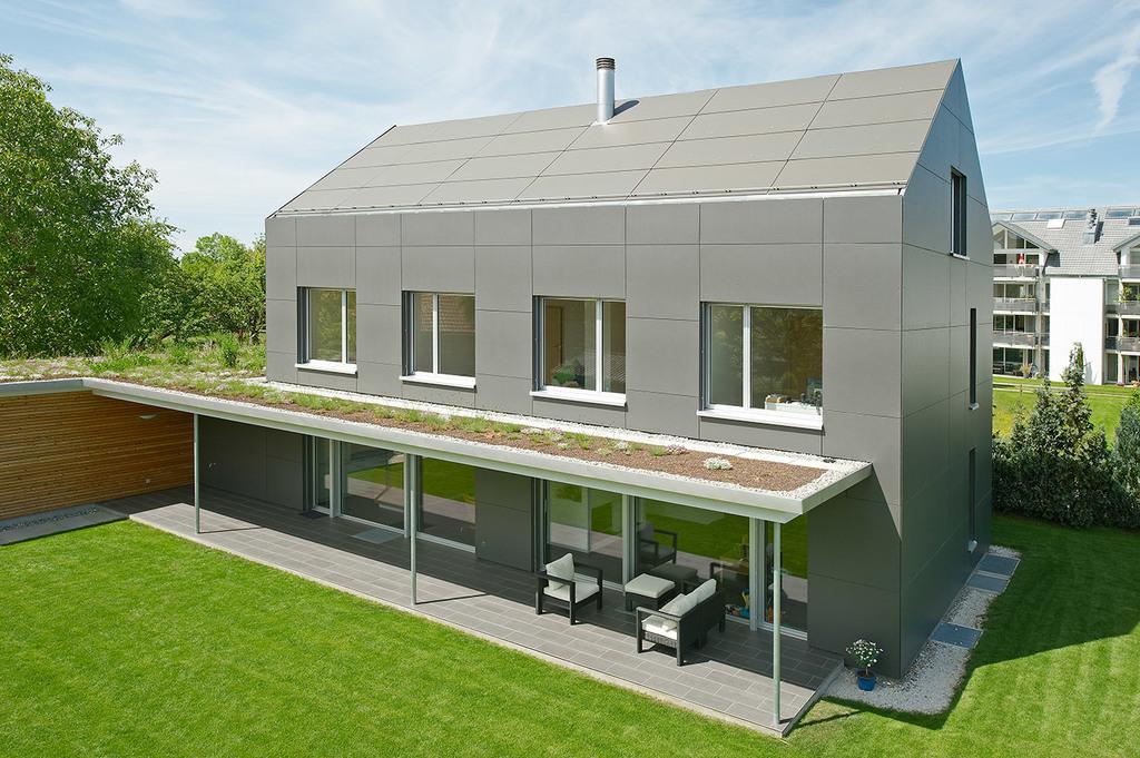 Gallery of Swisspearl Fiber Cement Roof Panels - 5