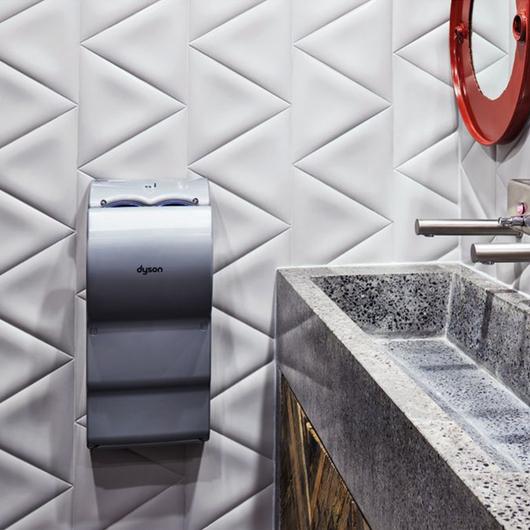 Secador de mãos Dyson Airblade™ dB