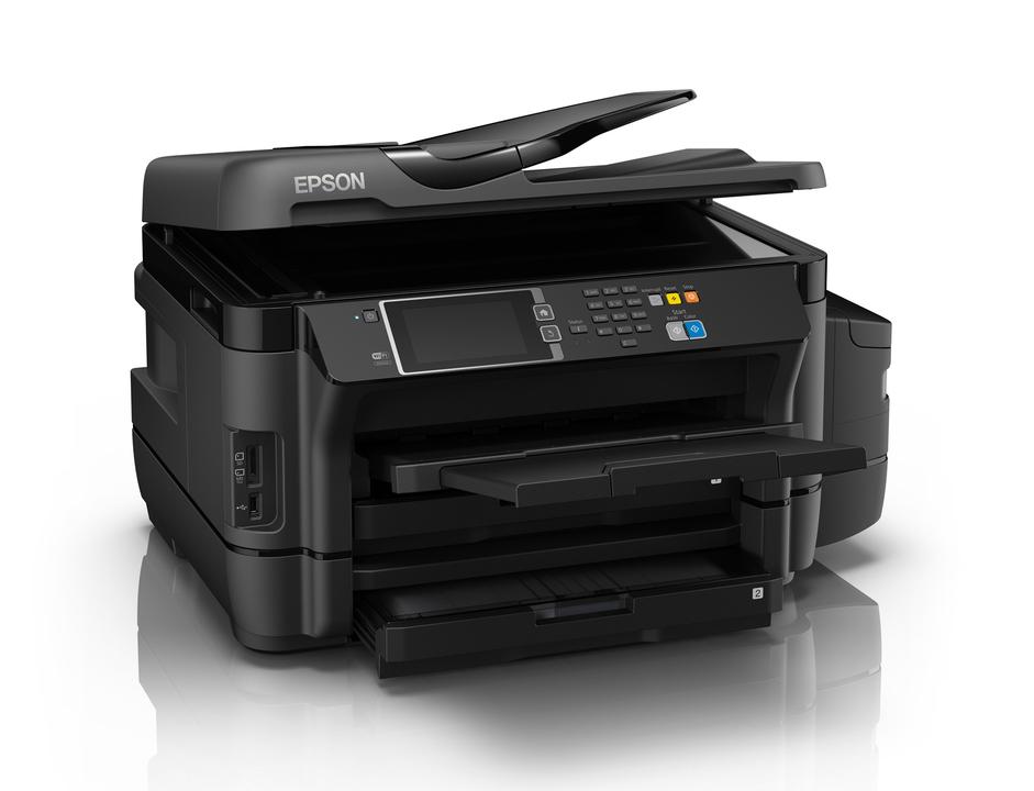 Impresora Multifuncional A3 EcoTank L1455 de Epson