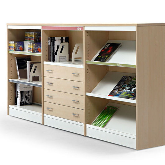 Muebles de Biblioteca / Actiu