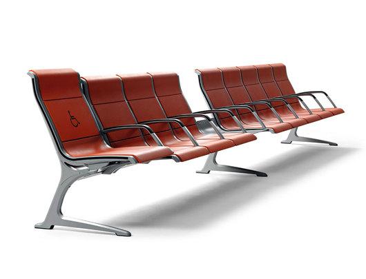 Sillas de Espera para Oficinas y Aeropuertos de Actiu