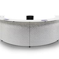 Mostradores de Recepción - Muebles para Oficinas