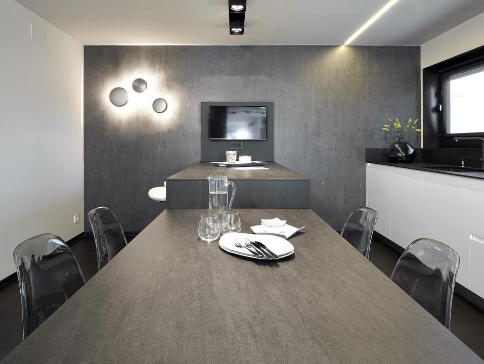 Sintered Stone - Basalt Black - Fusion Collection