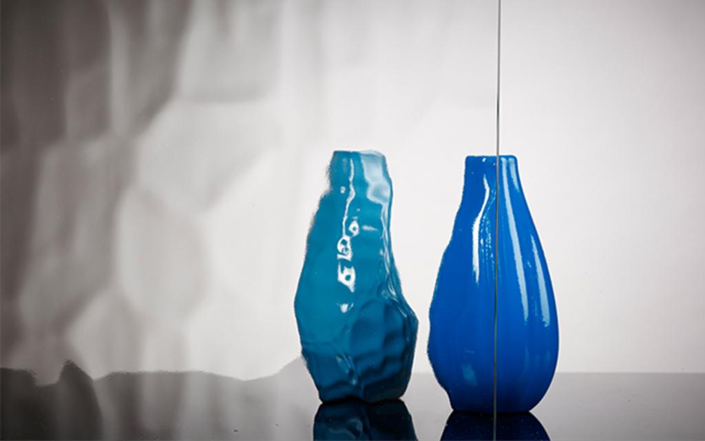 Patterned Glass - Flemish