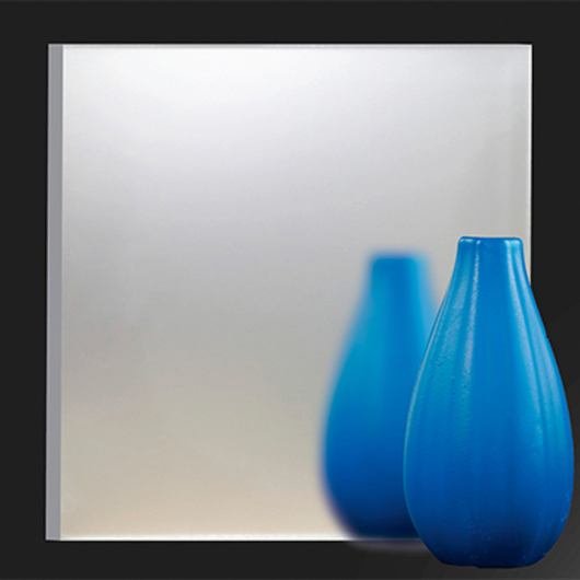 Acid Etched Glass - Satin Mirror