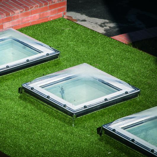 Flat roof windows Type C