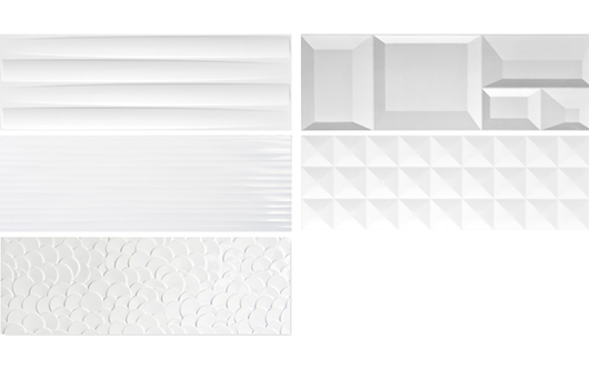 30 x 90 - Nordic Blanco