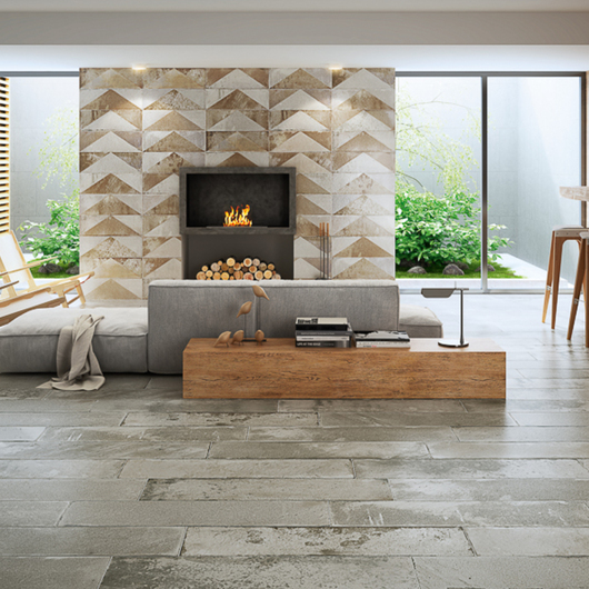 Porcelain Tiles - Brickwork