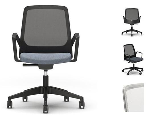 Mobiliario sillas nivel operativo de muebles cook for Especificaciones tecnicas de mobiliario de oficina