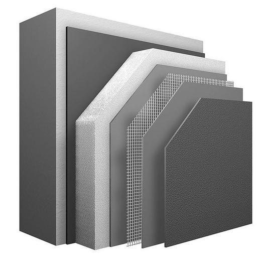 Sistema de aislación térmica y terminación exterior - StoTherm EIFS / Sto