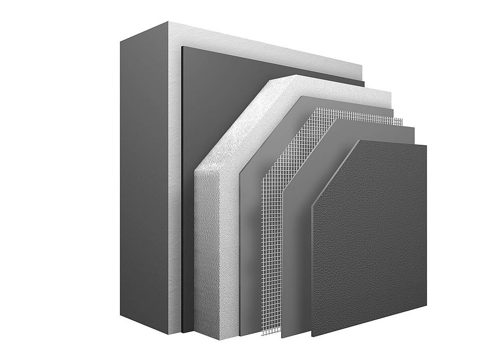 Sistema de aislación térmica y terminación exterior - StoTherm EIFS