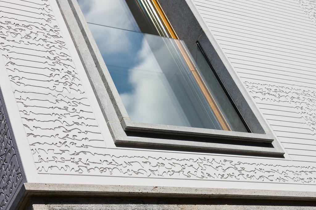 Sistema de Aislación Térmica y Terminación Exterior con Revestimiento Pesado - StoTherm Silt EIFS