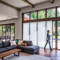Integrated Doors in Portland Residential Project