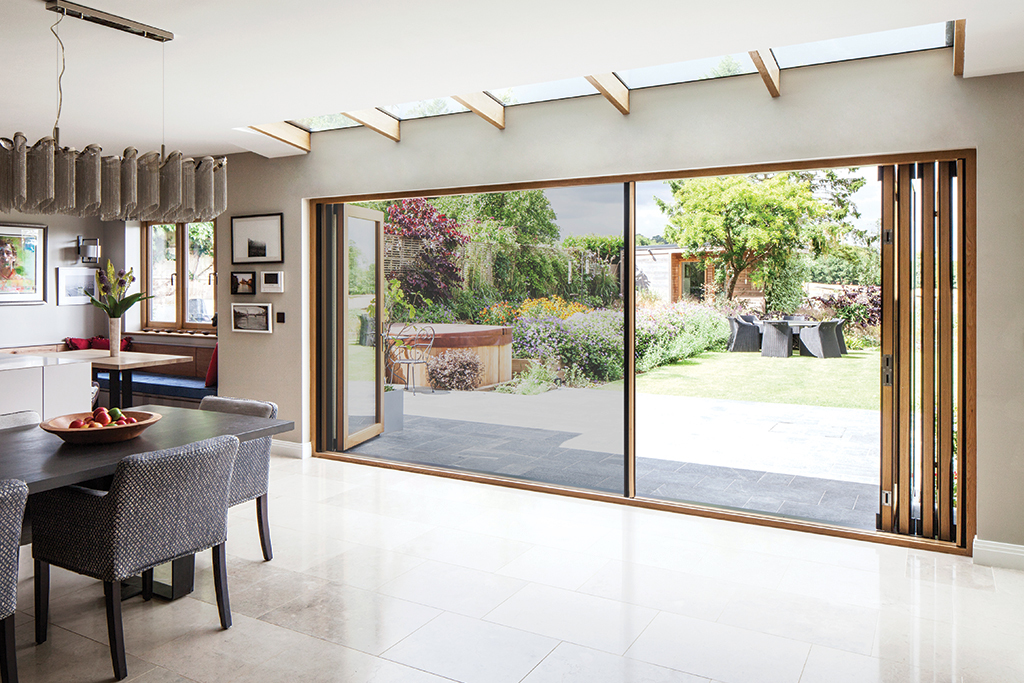 Integrated Doors in Surrey Residential Project & Integrated Doors in Surrey Residential Project from Centor