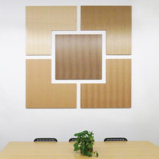 Rondolo™ Acoustical Wood Panels