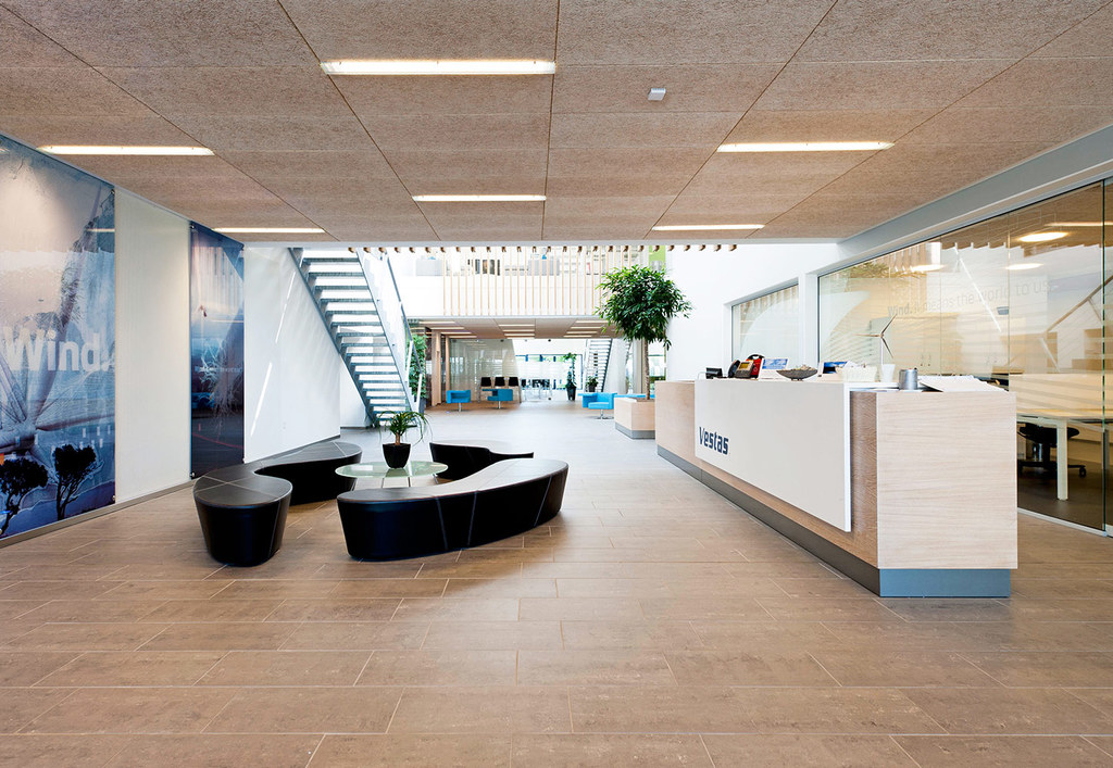 Lighting Accessories For Acoustic Ceilings From Troldtekt