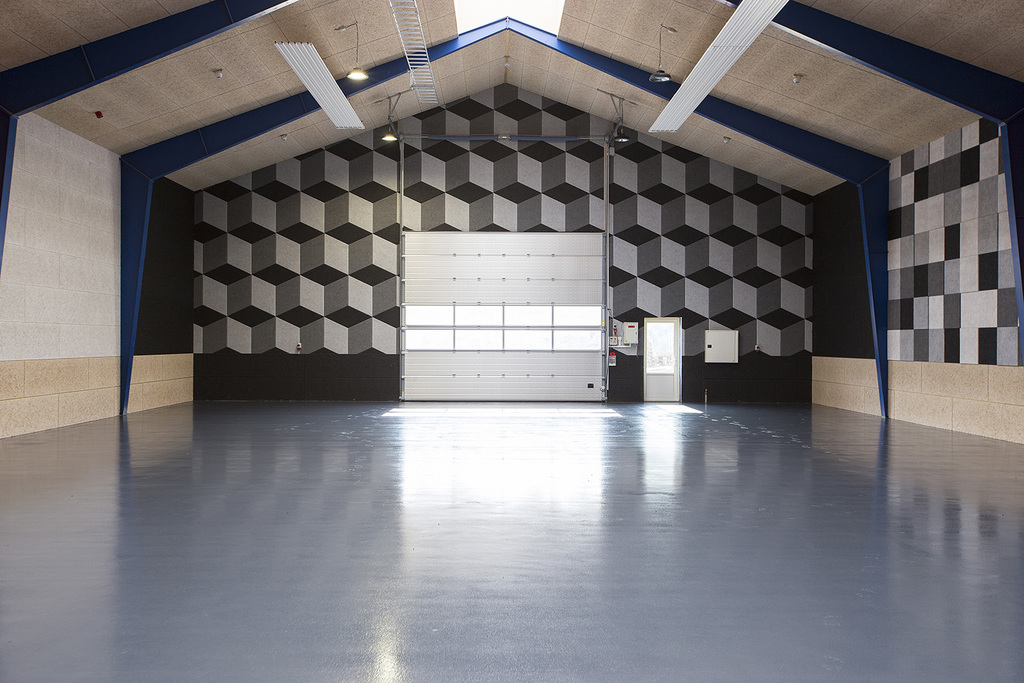 Acoustic Panels - Rhomb