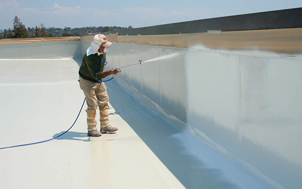 Roofing And Waterproofing System Alphaguard From Tremco
