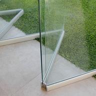 Sistema de cierre vidriado para quinchos