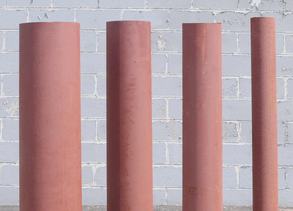 Security Pipe Bollards