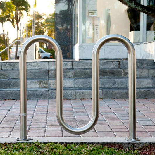 Reliance Foundry · Commercial Bike Racks