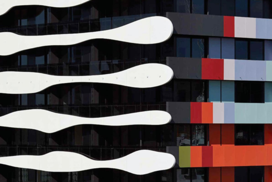 Barak Façade, Melbourne, Australia | Architect – ARM (Ashton Raggatt McDougall)