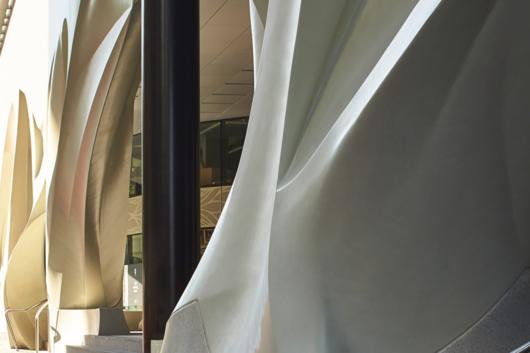 Victorian Comprehensive Cancer Care Hospital, Melbourne, Australia | Architect STHDI+MCR