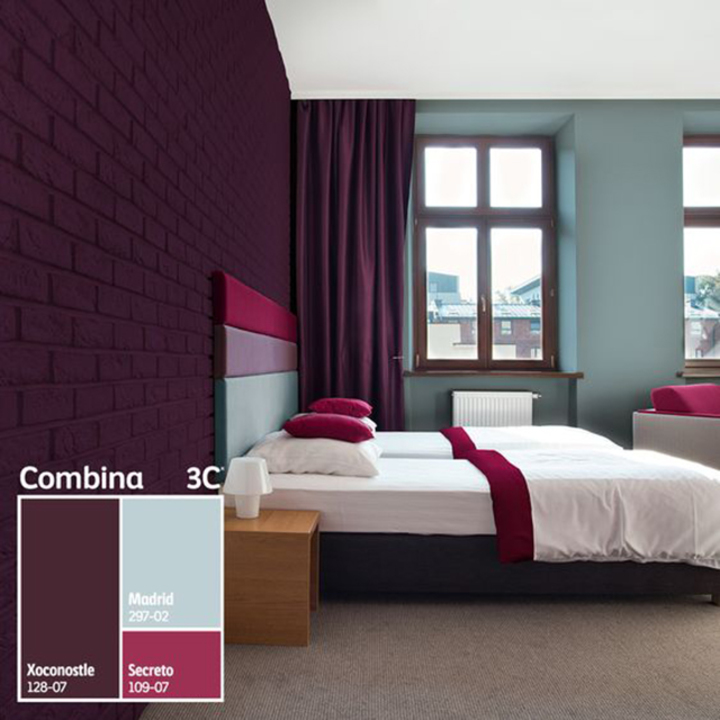 Aplicaci n colorlife inspiraci n de comex for Aplicacion decoracion interiores