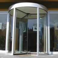 Puerta giratoria rs eko de grupsa for Puerta giratoria