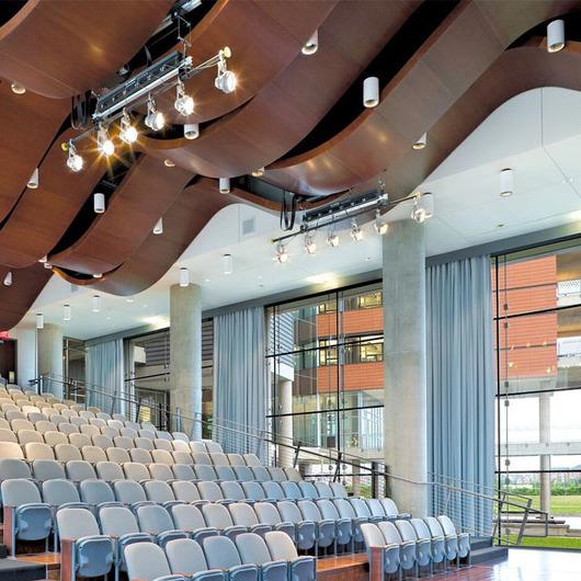 Quadrillo® Acoustical Wood Panel