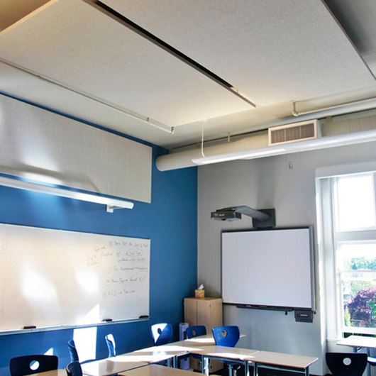AirRenew® Acoustical Fabric Wrapped Panels