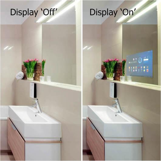 Mirror Screen - Pilkington MirroView™