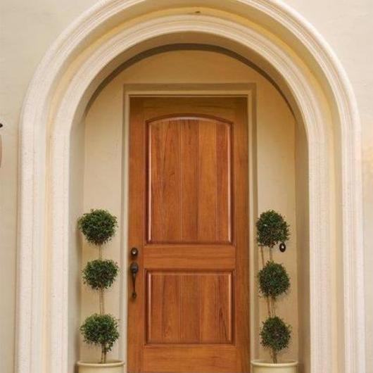 Puertas Exterior de Fibra de Vidrio
