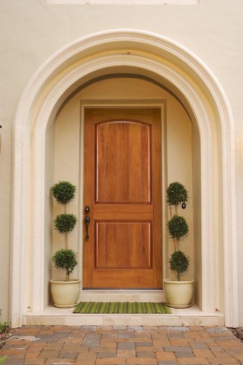 Puertas exterior de fibra de vidrio de masonite - Puertas de fibra de vidrio ...