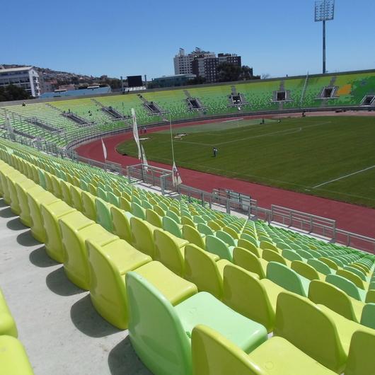 Asiento Monocasco para Estadio / DVP