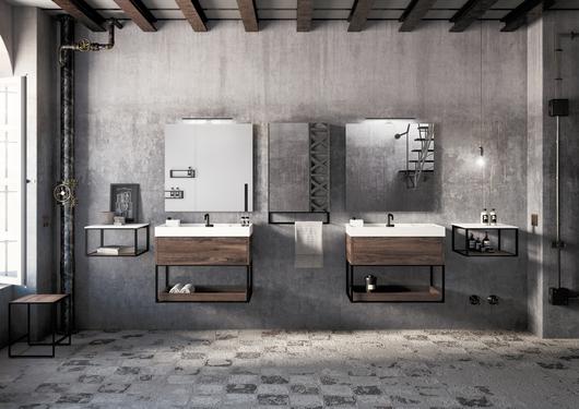 Muebles de Baño Acor - Colección The Grid
