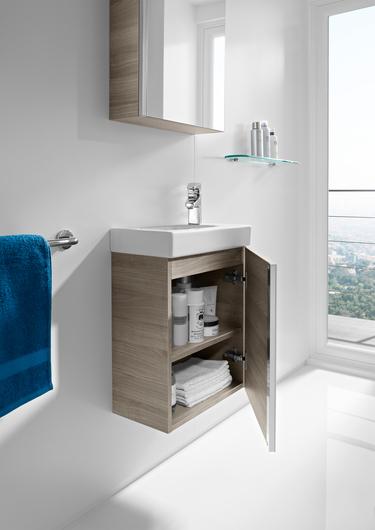 Muebles de Baño Acor - Colección Mini de Roca