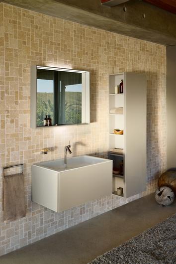Muebles de Baño Acor - Colección Plan
